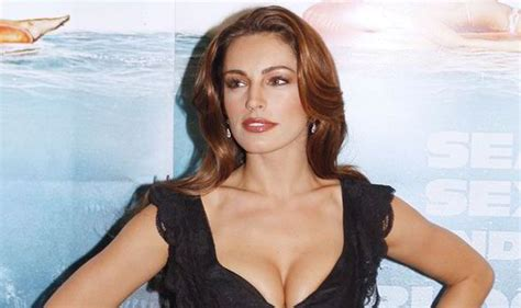 actress ross kelly kelly brook on one big happy and la lifestyle life