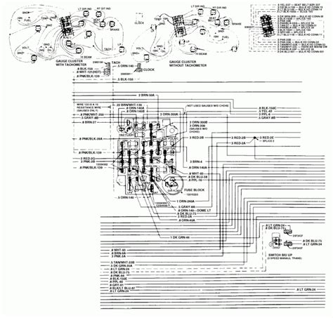 Chevy Truck Color Wiring Diagram