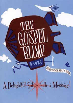 gospel blimp dvd  christian cinemacom