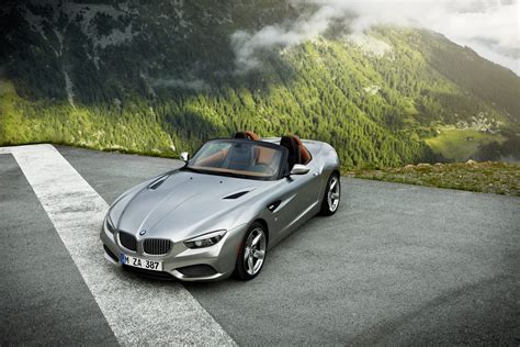Bmw Z4 Zagato Roadster Concept Pictures And Details