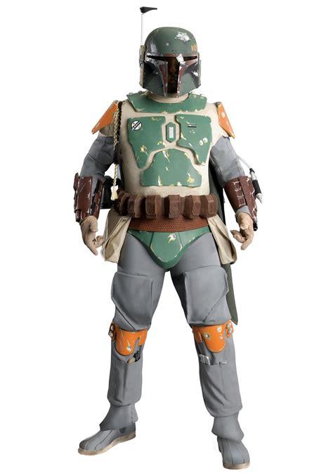 supreme wars costumes supreme edition boba fett costume
