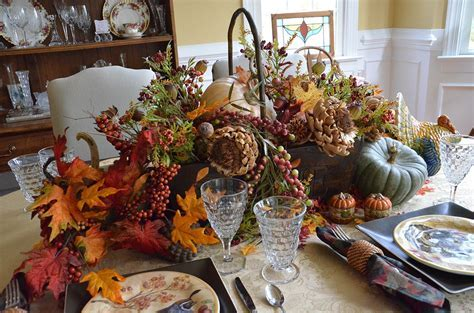 Hometalk   A Fall Tablescape Pottery Barn Inspired