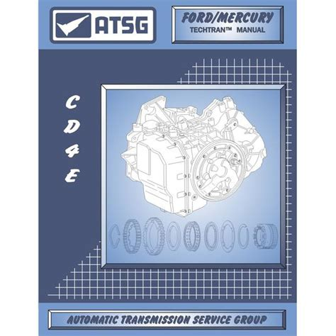 free service manuals online 1996 ford probe electronic valve timing atsg 1994 up ford cd4e transmission repair manual northern auto parts