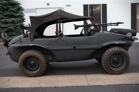 volkswagen schwimmwagen 1943 volkswagen schwimmwagen hiconsumption