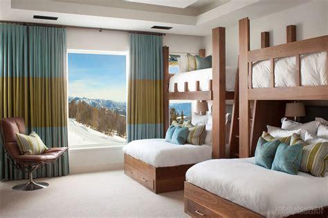 chambres avec vues résidence de luxe à montana avec de splendides vue