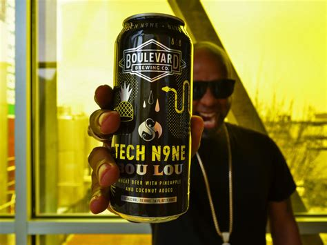 """Tech N9ne To Launch """"Bou Lou"""" Beer With Boulevard Brewing ..."""