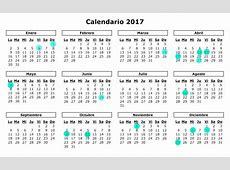 Calendario laboral 2017 en Alicante