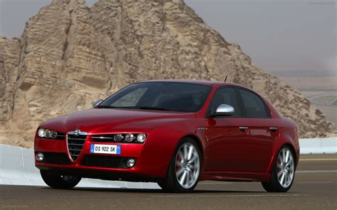 Alfa Romeo 159 by 2009 Alfa Romeo 159 Widescreen Car Photo 11 Of 40