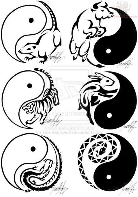 58+ Tribal Zodiac Sign Tattoos Designs