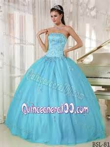 15 Birthday Dresses Blue