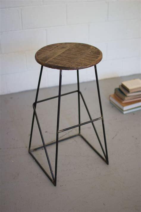 Bar Stool Top Best 25 Metal Stool Ideas On Stools Wooden