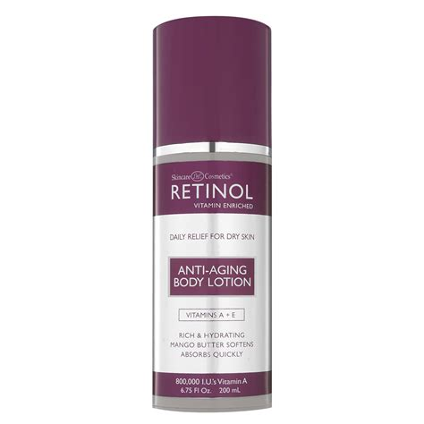 Amazon.com : Retinol Anti-Aging Hand Cream - The Original