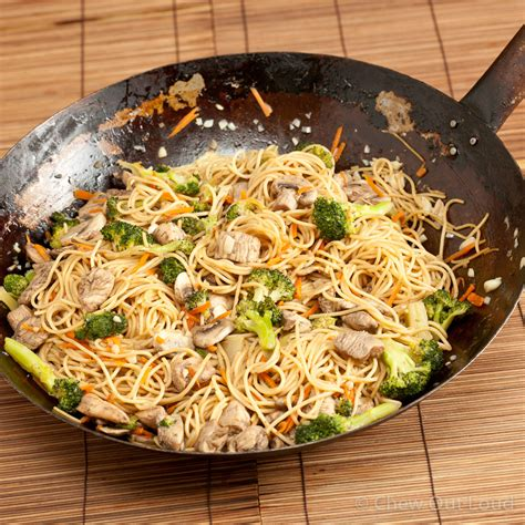 what is chicken chow mein homestyle chicken chow mein noodles chew out loud