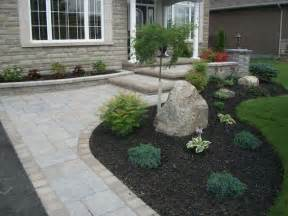 front driveway ideas driveway landscaping ottawa landscaping ottawa interlocking stone landscape design