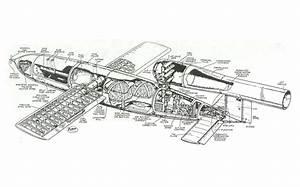 V1 Rocket Buzz Bomb Parts Tail Rudder