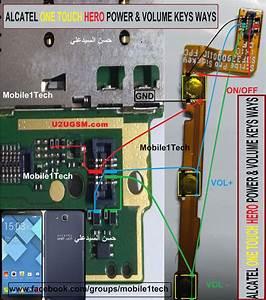 Alcatel Onetouch Hero Power Button Solution Alcatel