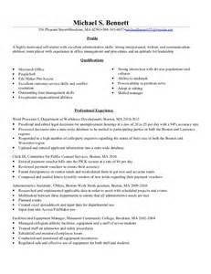 Payroll Assistant Cover Letter Michael Bennetts Updated Clerk 3 Resume 2