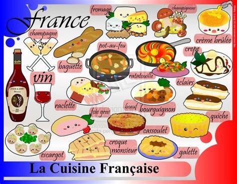 spécialité marseillaise cuisine les spécialités françaises fle lexique de la nouriture