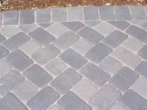 simple paving stones designs landscaping gardening ideas