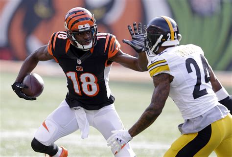 A.j. Green Over 200 Yards Receiving Against Steelers