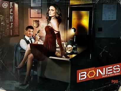 Bones Foto Tv Wallpapers Television Deschanel Emily