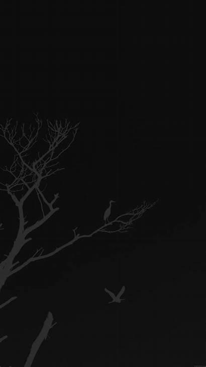 Minimal Wallpapers Minimalist Dark Iphone Nature Bird