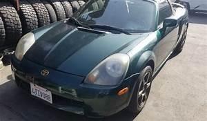Toyota Mr2 Spyder Manual Transmission For Sale