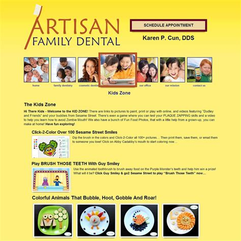 family phone number artisan family dental 10 photos 24 reviews general