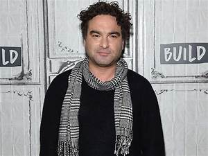 "Here's what ""Big Bang Theory's"" Johnny Galecki was doing ..."