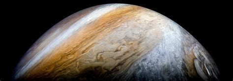 Nasa Juno Spacecraft's New Photos Show Jupiter's Clouds