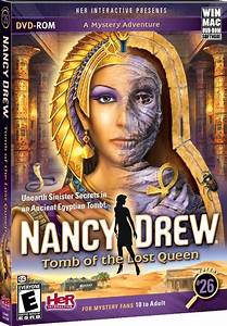 Nancy Drew Tomb Of The Lost Queen Pc Game Free Download