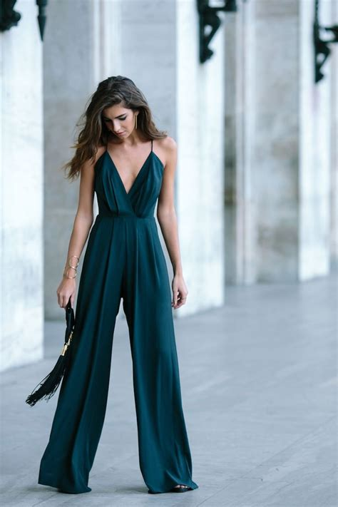 The 25+ best Jumpsuit for wedding guest ideas on Pinterest   Wedding guest jumpsuits Dresses ...