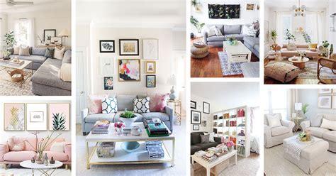 Livingroom Decor Ideas by 20 Best Small Apartment Living Room Decor And Design Ideas