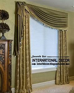 20 best modern curtain designs 2017 ideas and colors for Modern curtains designs 2012