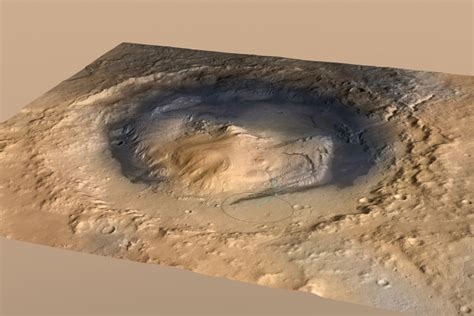 Nasa Mars Rover Finds Clear Evidence For Ancient, Long