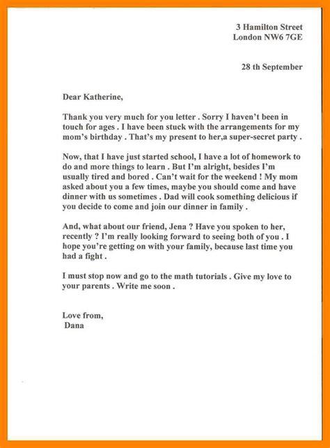 informal letter  pattern resume teahing