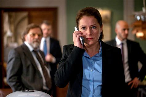 'Borgen,' a Danish Political Drama Series, on Link TV - The New York Times