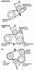 2003 Chevy Impala Serpentine Belt Diagram
