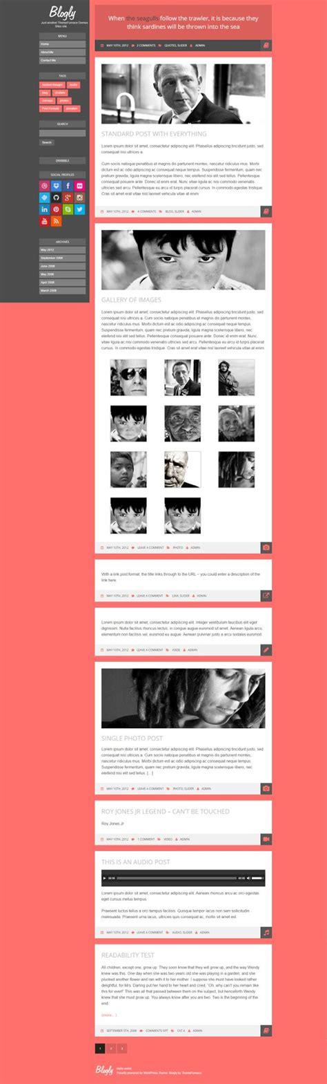 website personal responsif 40 theme gratis untuk modern