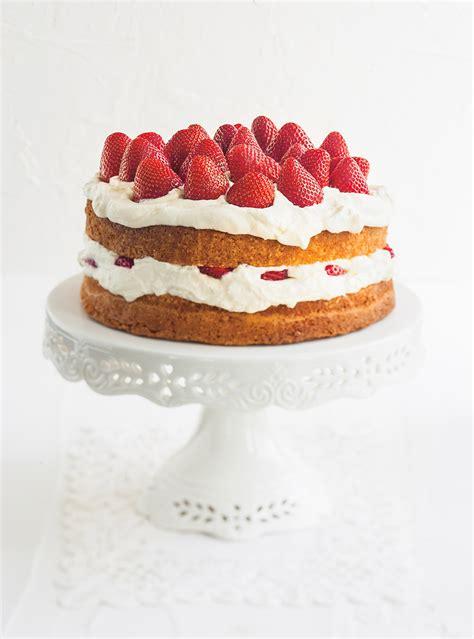 shortcake aux fraises le meilleur ricardo