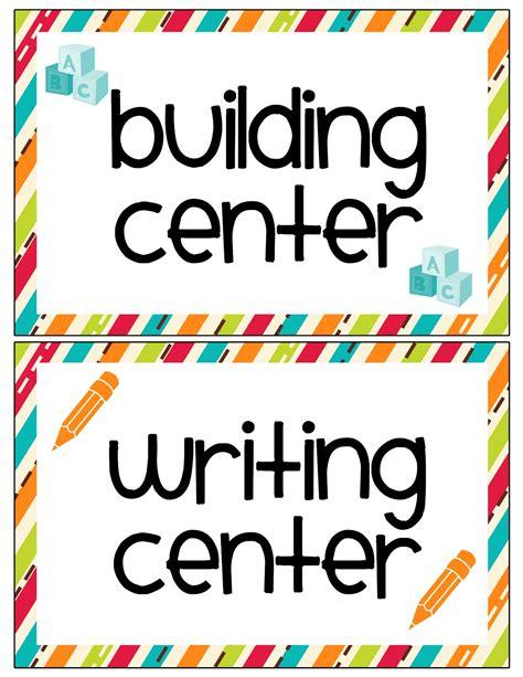 lawteedah classroom center labels 443 | 1