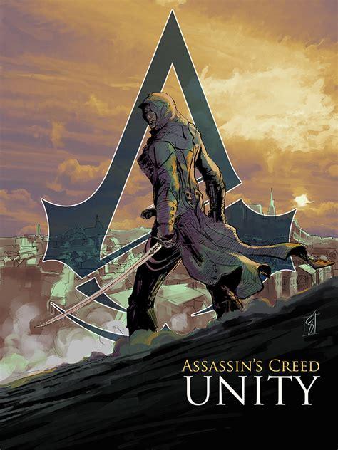 Assassins Creed Unity Fan Art By Art2ditotoo On Deviantart