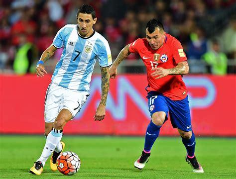 Argentina Vs Chile Head To Head Records Football Rivalry