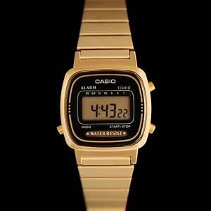 Montre Vintage Casio : montre casio dor e r tro pour femme la670wga boutique vintage ~ Maxctalentgroup.com Avis de Voitures