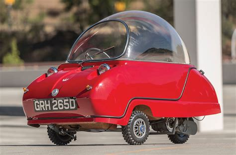 Peel P50 For Sale by For Sale 1965 Peel Trident Ultimate Family Suv