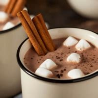 Thermal Cup Hot Chocolate