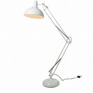 Duck egg giant retro floor lamp for Giant retro floor lamp the range