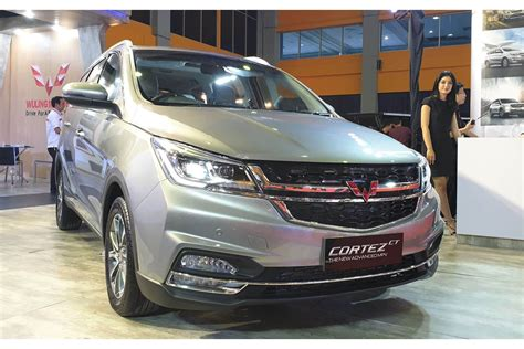 Wuling Cortez 2019 by Wuling Launched Cortez Ct Confero S Act At Iims Makassar