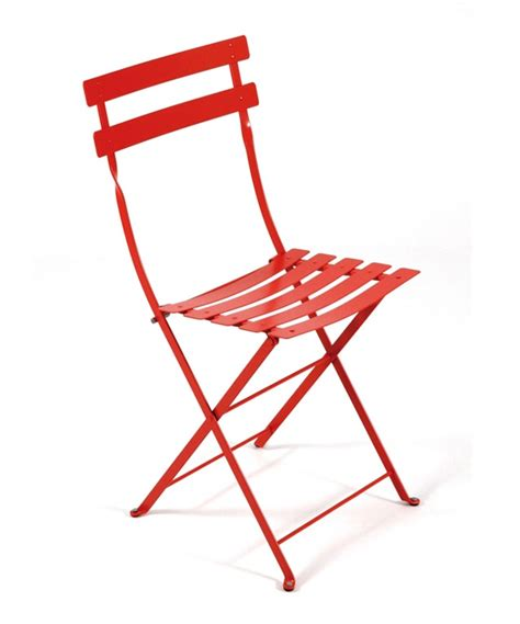 Fermob Bistro High Chair by Fermob Bistro Metal Chairs Remodelista