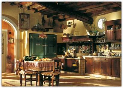 Kitchen Country Fashioned French Desain Rustic